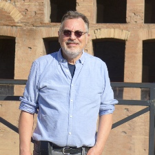 photo of Michael Vince in Rome
